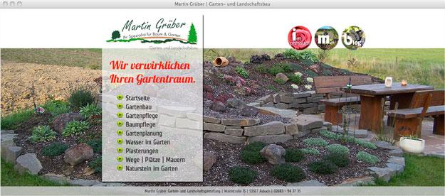 Startseite Martin Grüber Gartenbau