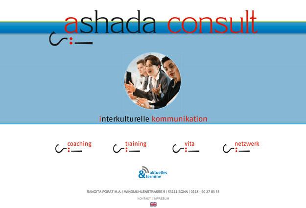 Startseite ashada consult