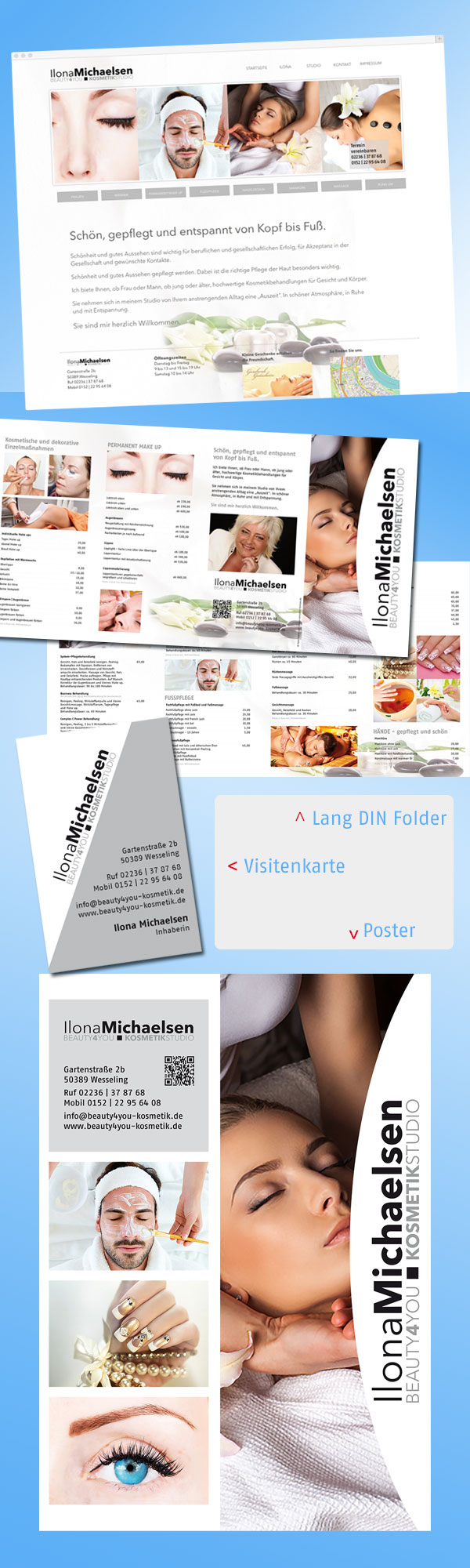 Corporate Design Web und Print
