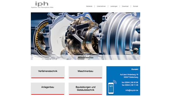 Startseite IPH